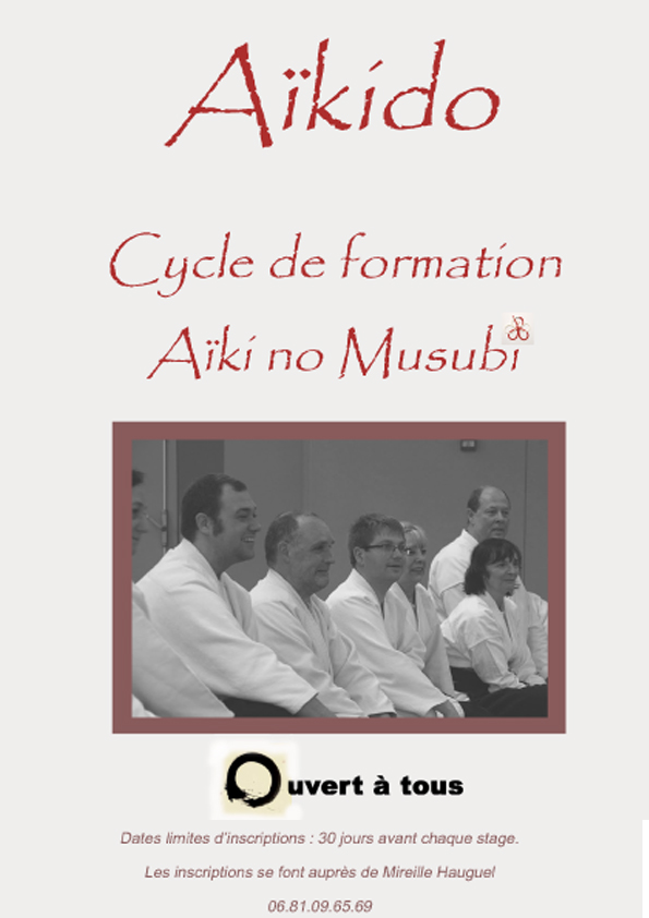 Cycles de formation